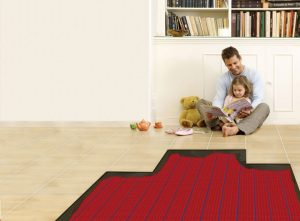 Guide to Electric Underfloor Heating Mats