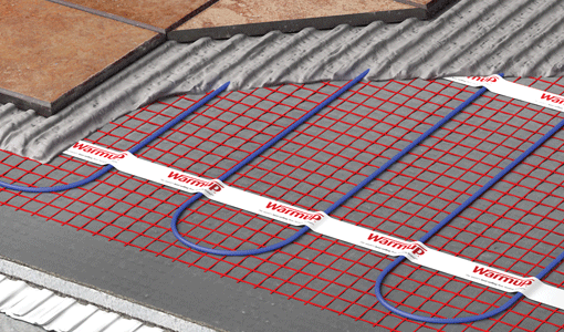 underfloor heating for renovations