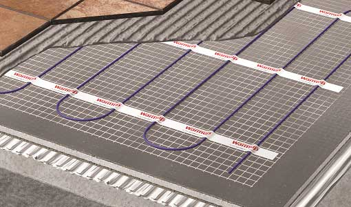 PVC heating mat