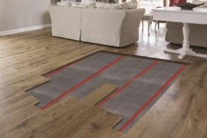 Guide to using Underfloor Heating with Timber Floors