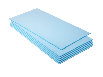 uncoated insulation boards